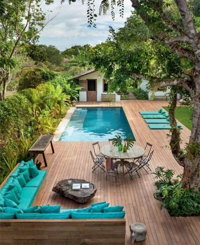 Imagem madeira piscina blog