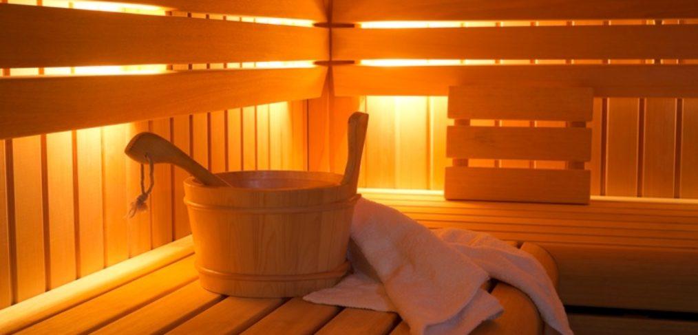 Como usar uma sauna com segurança