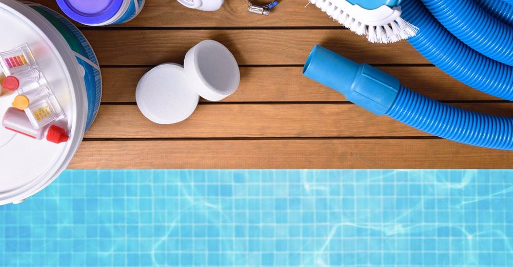 Piscina limpa, balanceada e saudável
