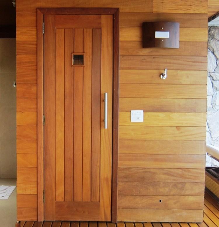 Porta de Sauna