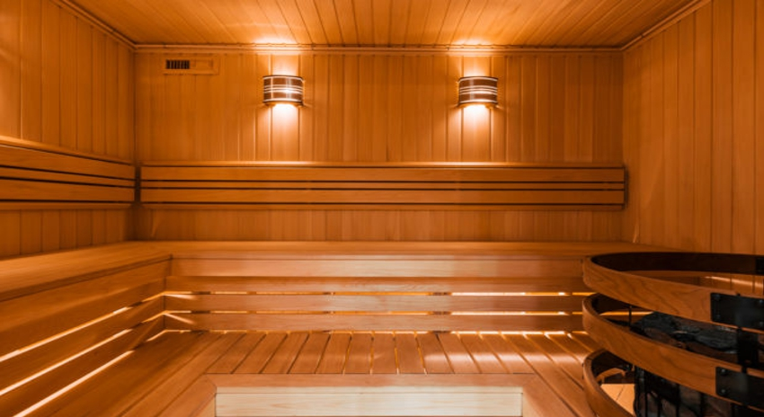 Gallery of Scandinavian Sauna / Native Narrative - 2