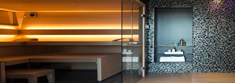 Sauna elétrica para banheiro: um spa em casa!