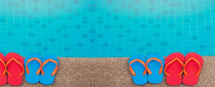 3 dicas para manter a piscina limpa