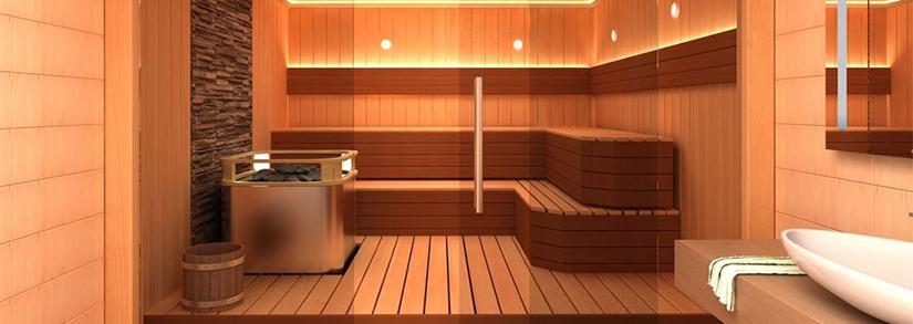 4 dicas para a manutenção de saunas úmidas