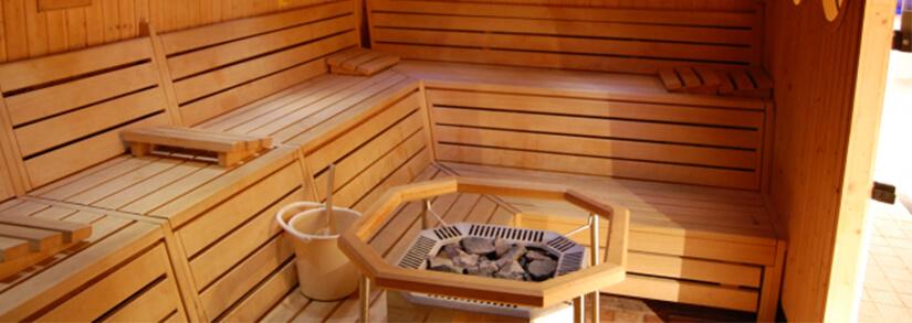 4 motivos para ter uma sauna em casa