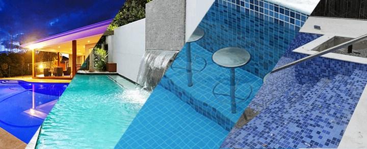 4 dicas de como usar os acessórios para decorar piscinas