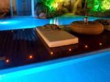 Refletor para piscina, qual o ideal