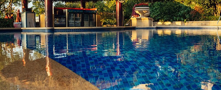 Como surgiram as piscinas