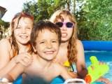Piscinas infláveis vs piscinas de montar