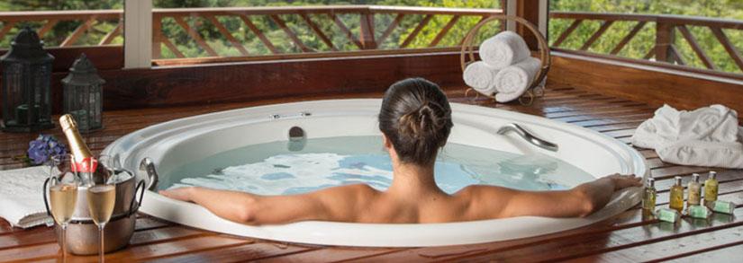 9 perguntas comuns sobre a banheira de hidromassagem