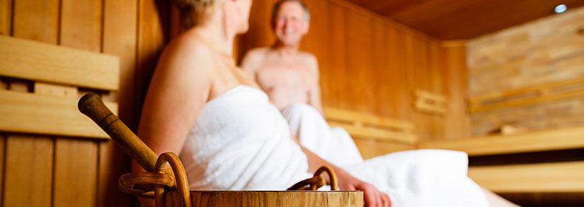 Benefícios da sauna seca para tratamento de fibromialgia
