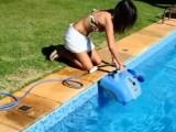 Como limpar a piscina Escolha o equipamento certo