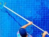 Erros na limpeza da piscina