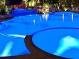 qual a melhor iluminação para piscina