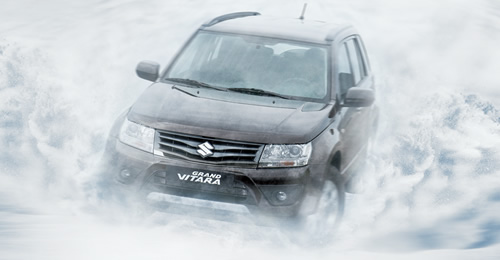 Top Five Tips for… Winter Maintenance for your Suzuki Car or Bike
