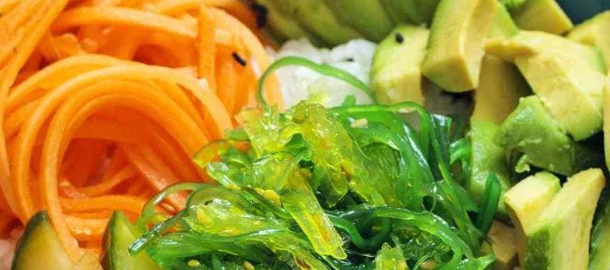 ensaladas con aguacate