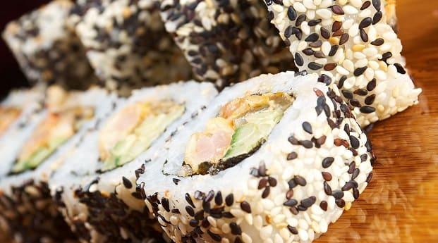 cómo hacer sushi ingredientes a domicilio