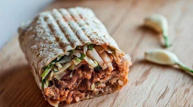 kebab a domicilio Glovo