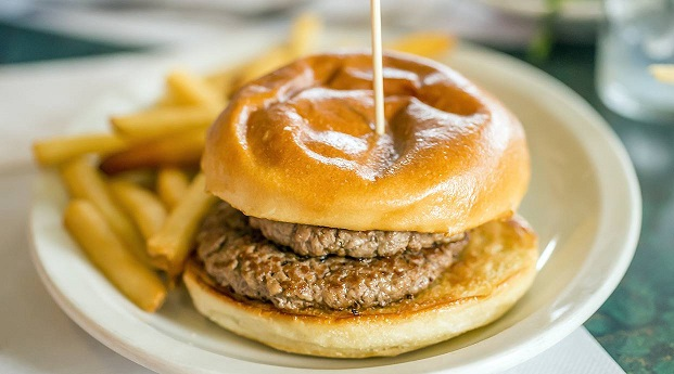receita hamburguesas caseras