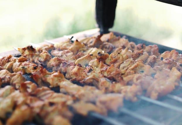 shish kebab a domicilio