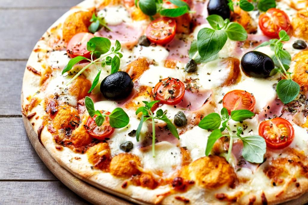 Pizza Madrid