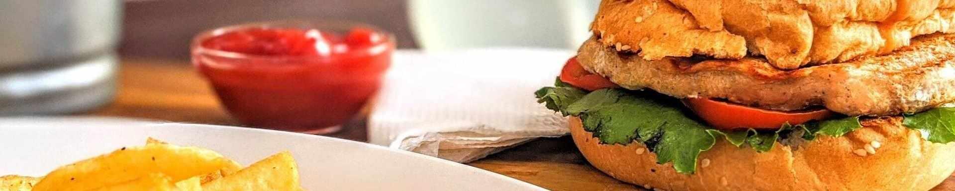 Recetas de hamburguesas de pollo - como prepararlas - Glovo