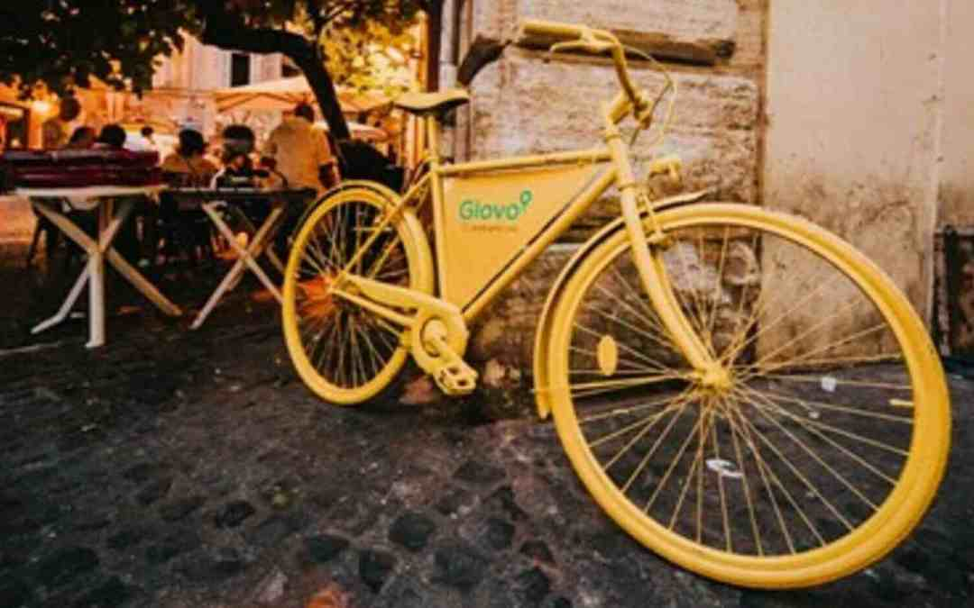 Delivery Express: have you tried Glovo's courier service?