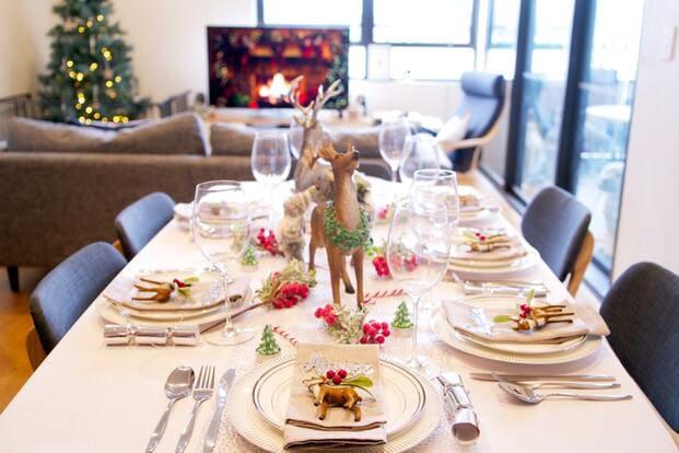 cenas de Navidad a domicilio