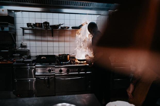 cocina fantasma