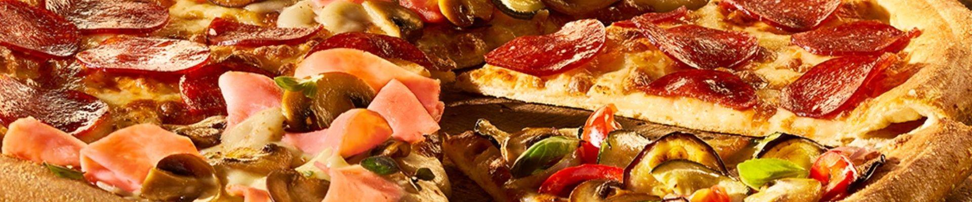 Pizza a domicilio en Valencia