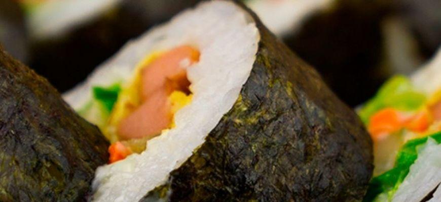 Los mejores restaurantes de sushi en Madrid