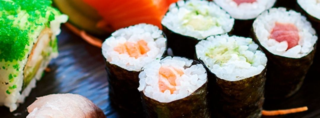 I 10 migliori ristoranti di sushi a domicilio a Roma