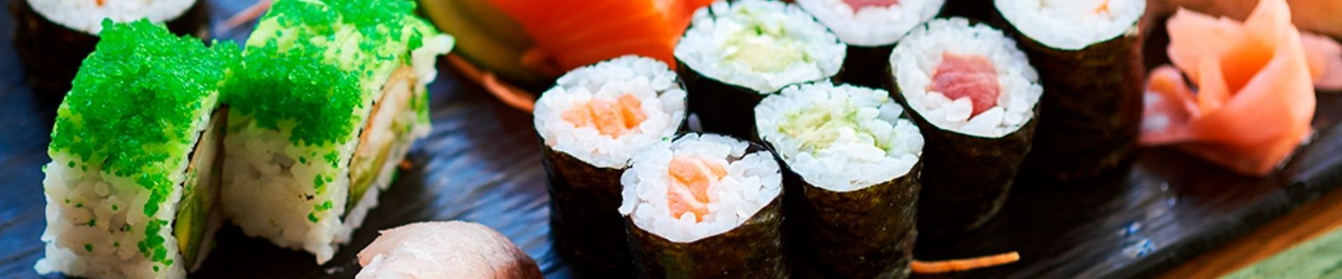 Mejores restaurantes de sushi en Palma
