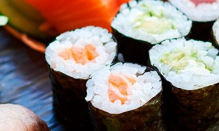 Los 10 mejores restaurantes de sushi a domicilio en Palma
