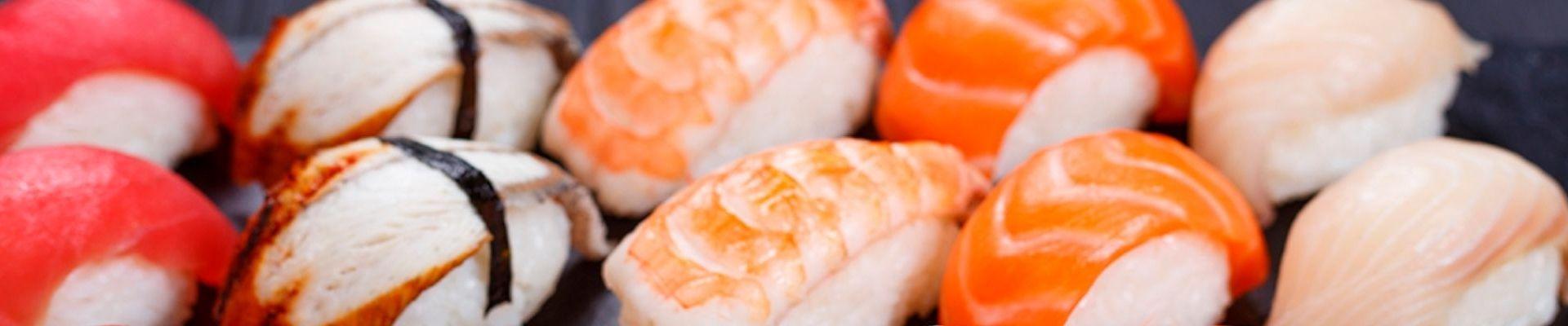 Los mejores restaurantes de sushi a domicilio en Zaragoza