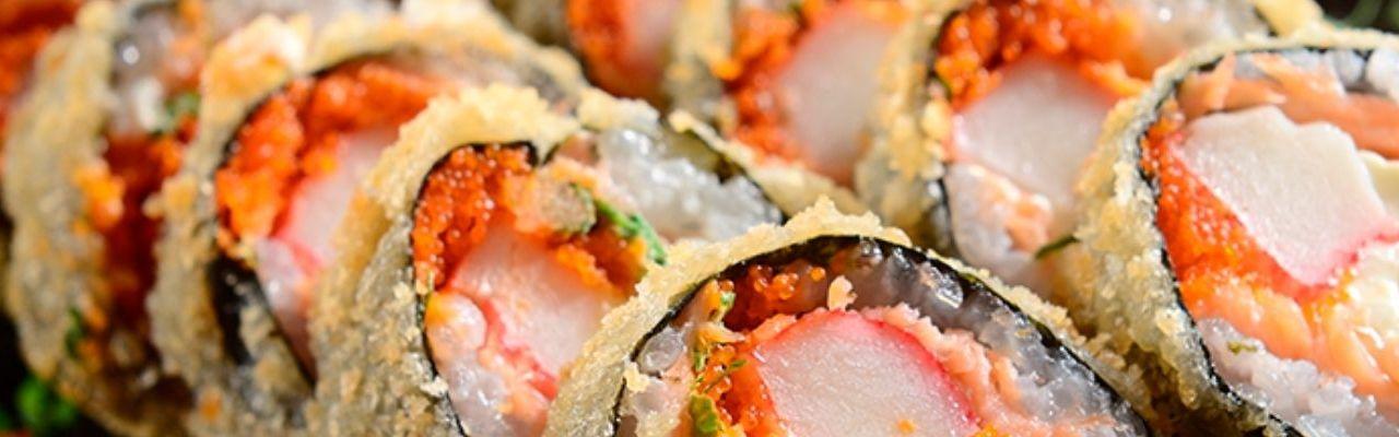 El mejor sushi de Lavapiés a domicilio