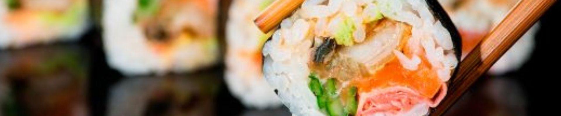 El mejor sushi a domicilio en Ruzafa