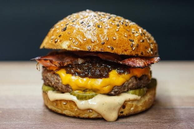 Pan de hamburguesa en Thermomix