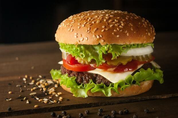 panecillo de hamburguesa
