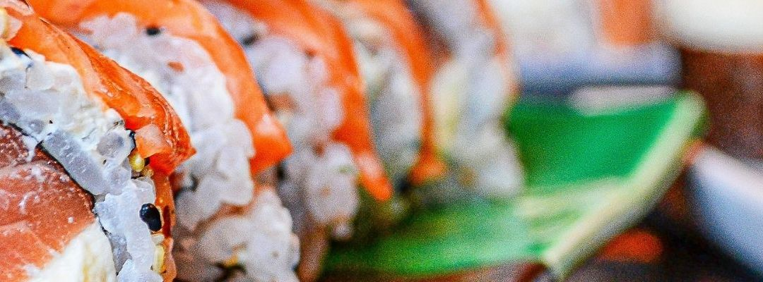 Prawdziwe sushi? Wrocław! Dowóz to ide-alna opcja dla głodnych japońskiej kuchni.