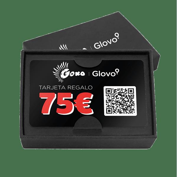 Nueva tarjeta regalo del GoXo