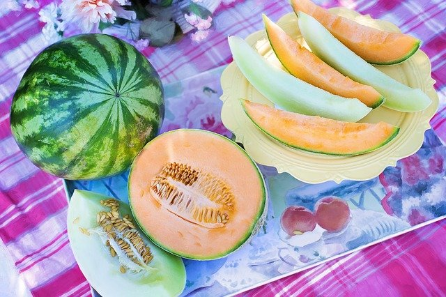 El meón es una fruta de verano