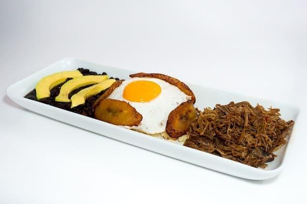 Comida venezolana en Barcelona