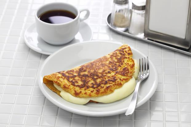 Cachapa venezolana como opción de desayuno