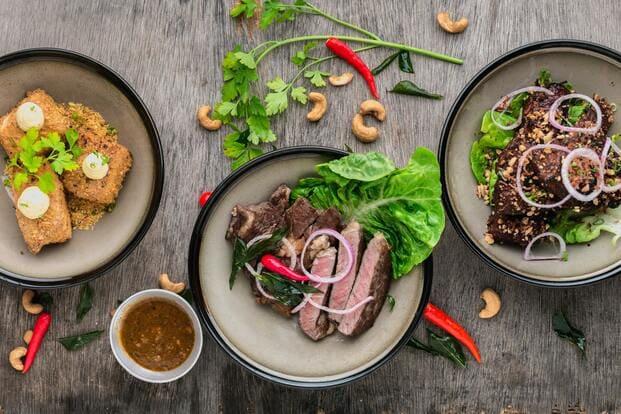 Platos de carne que están en Glovo en Lorca