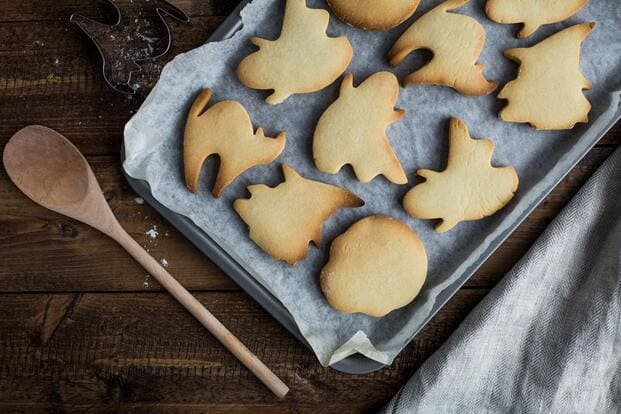 recetas para la noche de Halloween
