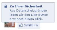 datenschutzsichere Facebook-Einbindung