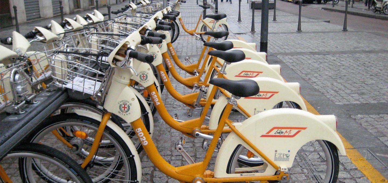 bike-me Fahrrad