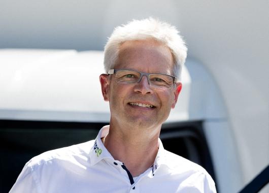 Christoph Hülsdünker, GLS Mobilitätsreferent