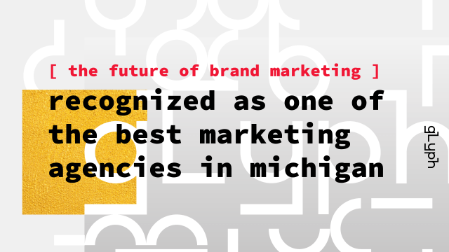 We are rated as one of the best marketing agencies in Michigan